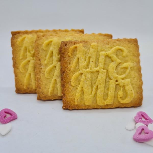 Mr & Mrs Hochzeitskekse
