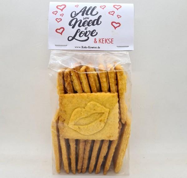 Liebes Kekse (Butter Vanille)