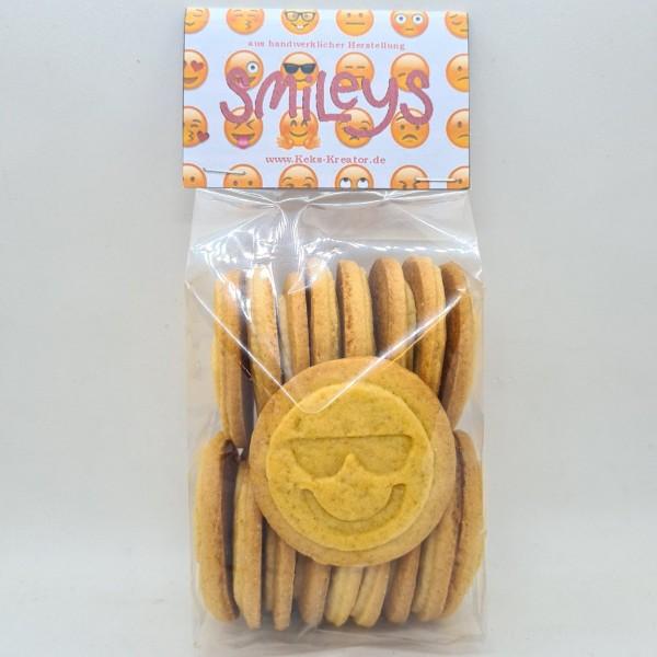 Smileys (Mandel Zitrone)