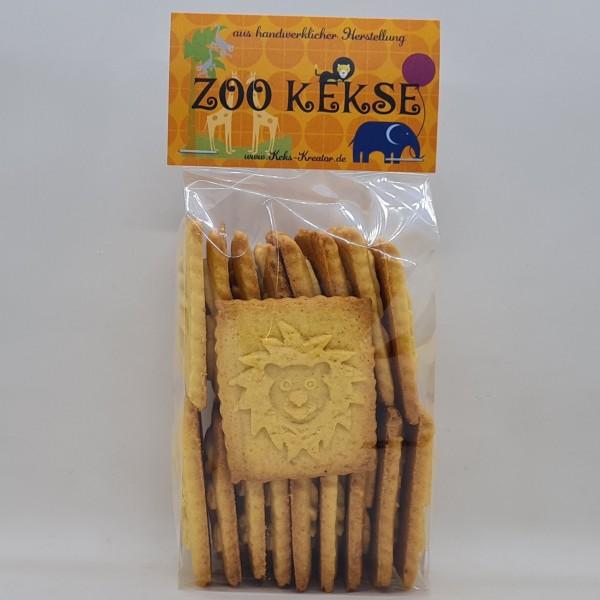 Zoo-Kekse (Butter Vanille)